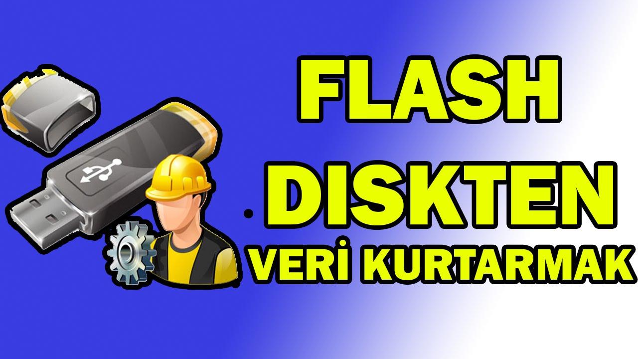 flash bellek veri kurtarma