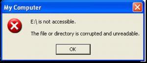 Corrupt or Unresponsive USB Flash Drive 300x129 - Bozuk Dosya Kurtarma