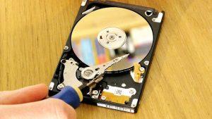 Sabit Disk Veri Kurtarma