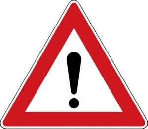 dvr warning sign 300x263 - Güvenlik Kamera Kurtarma
